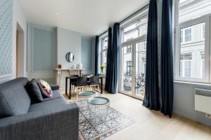 Smartflats City - Saint-Adalbert, Apartmány  Liège - big - 20