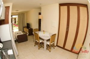 Studio Apartment with Garden View With Balcony