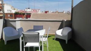 Flatsforyou Port Design, Ferienwohnungen  Valencia - big - 88