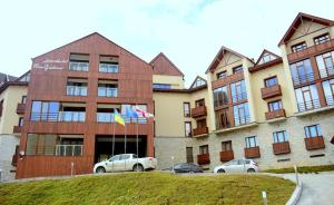 Apartment near gondola, Apartments  Gudauri - big - 1