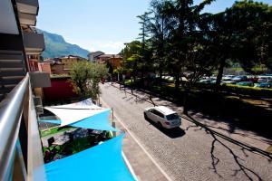 Hotel Rubino, Hotely  Nago-Torbole - big - 25
