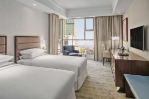 Jabal Omar Hyatt Regency Makkah, Hotels  Mekka - big - 12