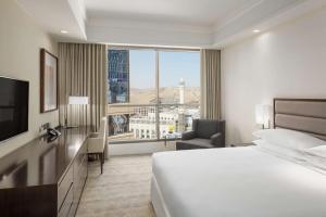Jabal Omar Hyatt Regency Makkah, Hotels  Mekka - big - 18