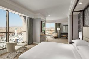 Jabal Omar Hyatt Regency Makkah, Hotels  Mekka - big - 17