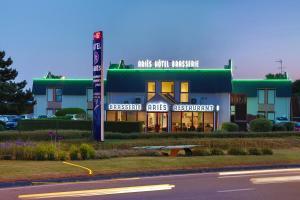 Inter-Hotel Argentan Ariès