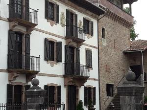 Hostal Palacio Jaureguia
