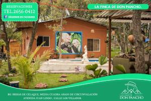 Las casas de Don Pancho, Отели  Эль-Молино - big - 13