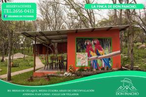 Las casas de Don Pancho, Отели  Эль-Молино - big - 5