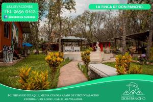 Las casas de Don Pancho, Отели  Эль-Молино - big - 10