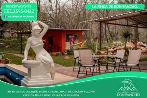 Las casas de Don Pancho, Отели  Эль-Молино - big - 9