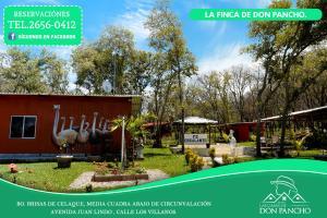 Las casas de Don Pancho, Отели  Эль-Молино - big - 7