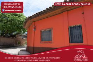 Las casas de Don Pancho, Отели  Эль-Молино - big - 21