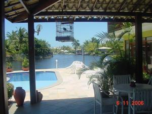 Praia de Interlagos 4 suítes, Prázdninové domy  Camaçari - big - 6