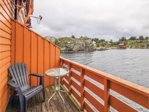 Two-Bedroom Apartment in Tjeldsto, Ferienwohnungen  Tjeldstø - big - 14