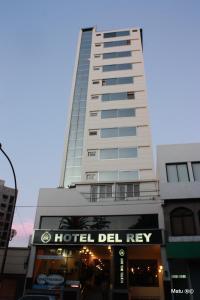 Hotel Del Rey, Hotel  La Plata - big - 16