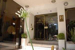 Hotel Del Rey, Hotel  La Plata - big - 19