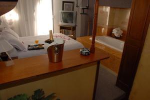 Hotel Del Rey, Hotel  La Plata - big - 8