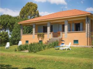 Holiday home Montalto di Castro-VT- 17 - AbcAlberghi.com