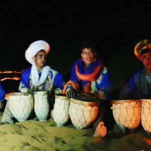 Marhaba Camp, Camel & Sandboarding, Luxury tents  Merzouga - big - 45