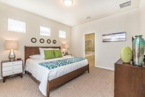 Rhodes Villa #231045, Виллы  Киссимми - big - 17