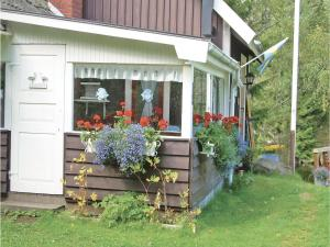 Holiday home Trollebo, Kråkvattnet Tived, Ferienhäuser  Tived - big - 9