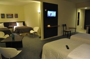 Uno Buenos Aires Suites, Hotely  Buenos Aires - big - 16
