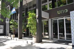Uno Buenos Aires Suites, Отели  Буэнос-Айрес - big - 32