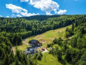 Pokoje Ski Centrum Czarny Gron