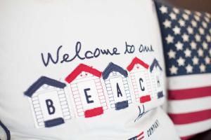 _Beach House Im Tal_ App_ 1, Apartmány  Wenningstedt - big - 7