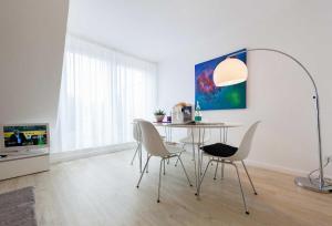 Badezeit, Apartmány  Wenningstedt - big - 15