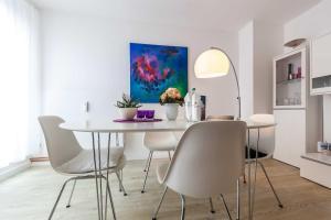 _Badezeit_, Apartmány  Wenningstedt - big - 14