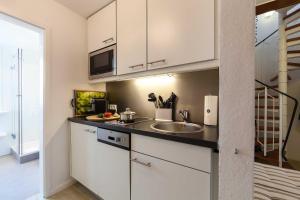 _Badezeit_, Apartmány  Wenningstedt - big - 17