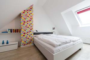 _Badezeit_, Apartmány  Wenningstedt - big - 6