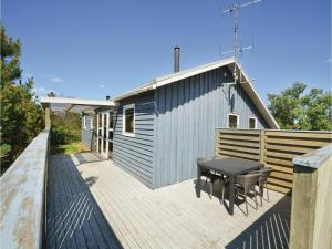 Holiday home Snedsted 60, Holiday homes  Stenbjerg - big - 17