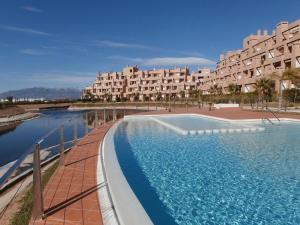 Apartment Alhama de Murcia 22, Apartmány  La Molata - big - 11