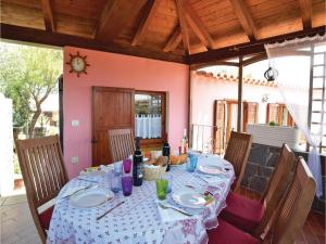 Three-Bedroom Holiday Home in Torre dei Corsari MD, Ferienhäuser  Torre Dei Corsari - big - 29