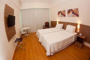 Premier Parc Hotel, Hotely  Juiz de Fora - big - 25