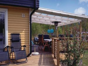 Four-Bedroom Holiday Home in Nattraby, Prázdninové domy  Karlskrona - big - 3