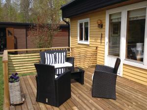 Four-Bedroom Holiday Home in Nattraby, Prázdninové domy  Karlskrona - big - 2