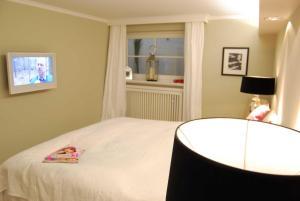 Villa Bellevue, Nyaralók  Wenningstedt - big - 7