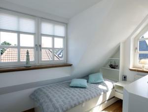 Landhaus Wiesenweg, Case vacanze  Wenningstedt - big - 10
