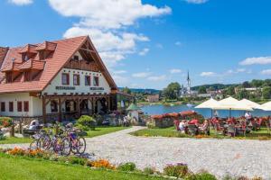 3 stern hotel Hotel Leyla Frymburk Tschechien