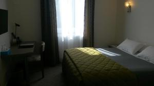 Citôtel De La Cloche, Hotel  Dole - big - 5