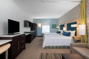 Home2 Suites by Hilton Charlotte University Research Park, Hotely  Charlotte - big - 5