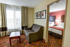 Comfort Suites Concord Mills, Отели  Конкорд - big - 8