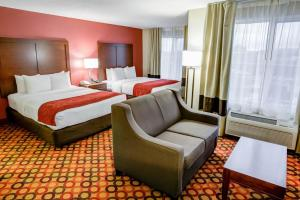 Comfort Suites Concord Mills, Отели  Конкорд - big - 3
