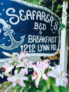 Seafarers Bed & Breakfast, Отели типа «постель и завтрак»  Тофино - big - 34