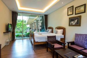 Feung Nakorn Balcony Rooms and Cafe, Hotels  Bangkok - big - 38