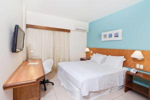 Mar Brasil Hotel, Hotely  Salvador - big - 12