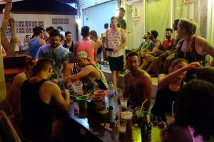 Smile Hostel Koh Phangan, Hostelek  Bantaj - big - 39